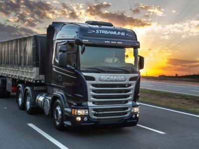 Scania lança plataforma para serviços conectados