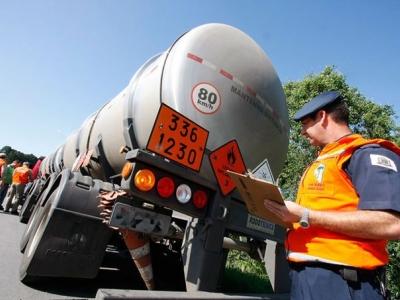 ANTT atualiza instruções sobre o transporte de produtos perigosos