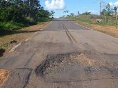 Pesquisa CNT de Rodovias: metade do pavimento com problemas