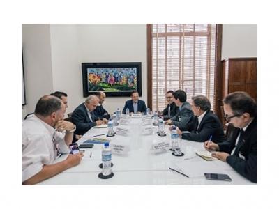 Em reunião, SETCESP e Prefeitura de SP discutem o futuro do Terminal Fernão Dias