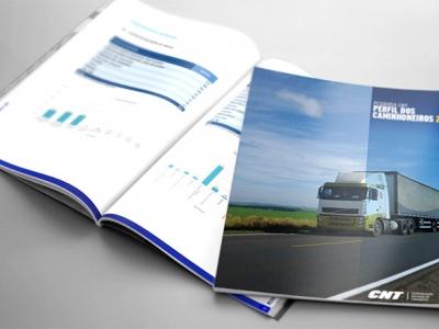 CNT divulga pesquisa com perfil dos caminhoneiros