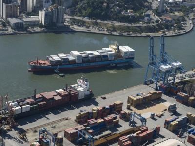 Vitória vai receber navios com até 70 mil toneladas de carga