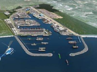 Presidente Kennedy recebe fórum para debater investimentos; município ganhará complexo portuário em 2020