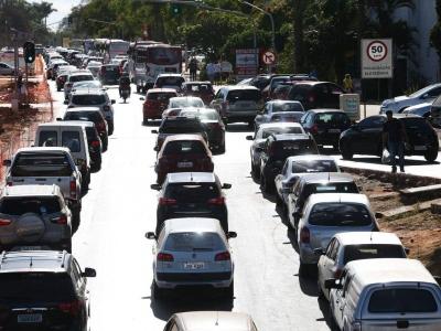 Fluxo total de veículos em estradas com pedágio sobe 1,3% em janeiro, diz ABCR