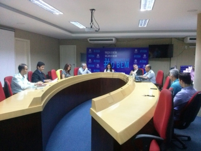 Alinhamento e estratégias em nova reunião do Grupo de Trabalho de Combate ao Roubo de Cargas