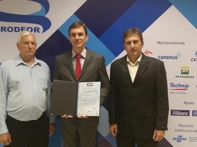Empresa associada ao Transcares, De Marchi recebe certificação do Prodfor