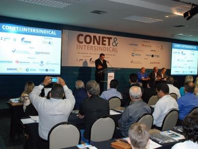 Conet&Intersindical reúne empresários e líderes do TRC na busca de melhorias para o setor