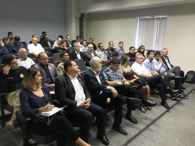 Roubo de cargas: realidade do Rio é destaque em reunião no Transcares