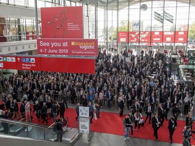 CNT participa de feira na Europa sobre inovações no transporte