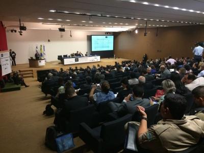 Evento em Brasília reúne políticos e representantes do TRC