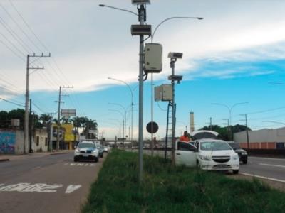 Novos Equipamentos de Fiscalização Eletrônica começam a multar em 01/03