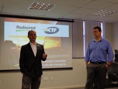 DBtrans/Rodocred fala de redução de custo e gestão de frota