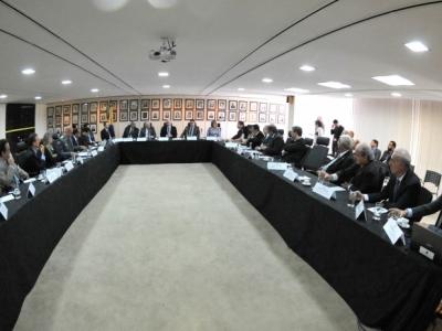 Reunião no Ministério da Justiça oficializa a instalação do Comitê Gestor de Roubo de Cargas