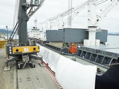 Fundo da Marinha Mercante aprova R$ 3,45 bilhões em financiamentos em 2016