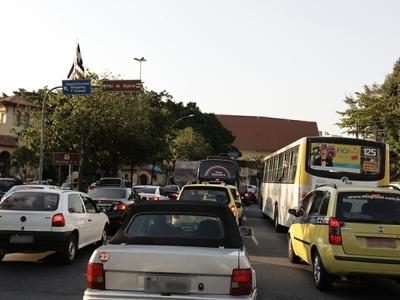 Brasil tem cinco cidades entre as mais congestionadas do mundo