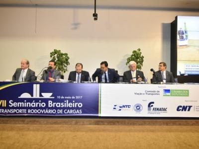 Seminário Brasileiro do TRC: debates relevantes para o TRC e plateia selecionada