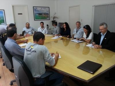 Reforma da Ponte Seca e alteração no trânsito é tema de reunião