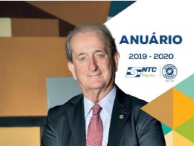 NTC&Logística lança Anuário 2019-2020 durante o Encontro Nacional da COMJOVEM