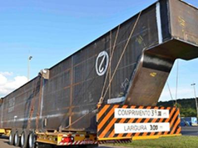 Dnit regulamenta transporte de cargas indivisíveis