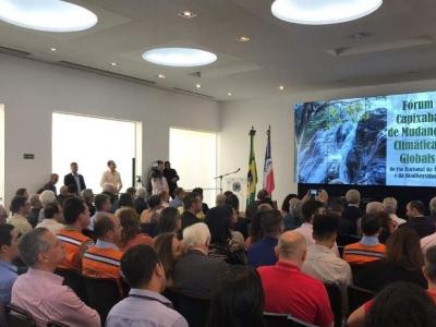 'Clima em Vitória será inabitável', diz especialista durante lançamento de Fórum sobre Mudanças Climáticas no ES