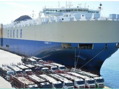 Operações do Porto de Vitória ganham novo impulso