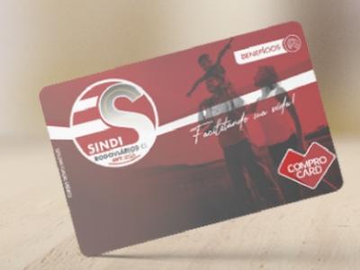 Cartão Benefício: mais um recurso para os trabalhadores do TRC