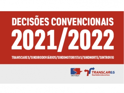 Decisões Convencionais 2021/2022